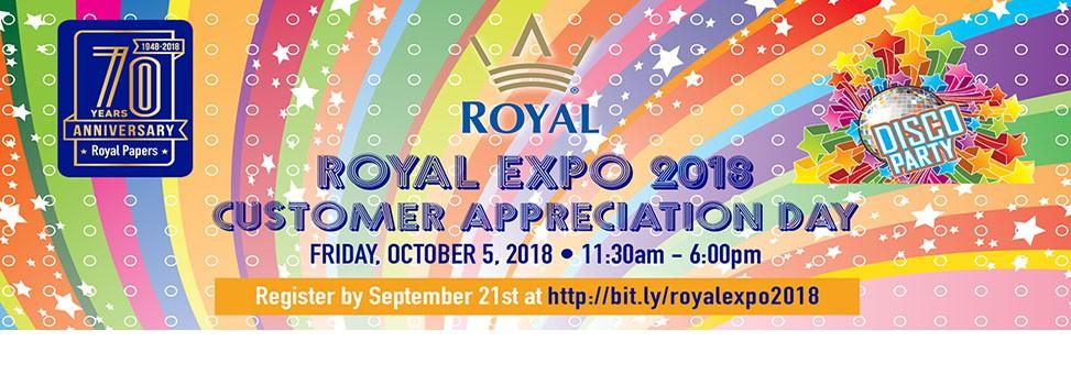Expo Registration